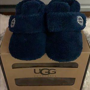 Uggs infant booties